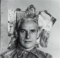 willem de kooning by arnold newman