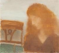 redhead michal by jan rauchwerger