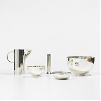 accessory collection (set of 21) by richard meier