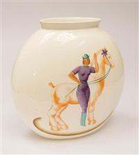 vase by guido andlovitz