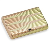 cigarette case by hahn