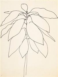 leaf 4 - spencertown by ellsworth kelly