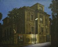 villino a piazza galeno by sergio ceccotti