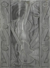 architectural panel by lawrence emmons