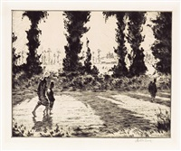 shadows on the road by martin lewis