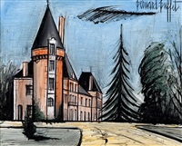 le chateau by bernard buffet