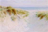 the sand dunes by william henry charles groome