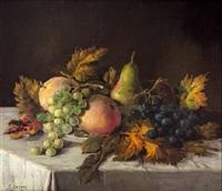 bodegón de frutas by sebastian gessa y arias