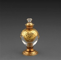 perfume bottle by gabi tolkowsky