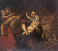 massacre of the innocents by giovanni andrea de ferrari