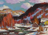 le degel (the thaw) by claude langevin