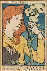 artwork by eugène grasset
