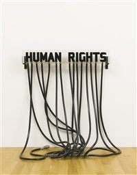 human rights by andrei molodkin