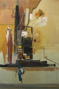 abstract still life by gerda van asselt