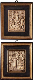the deposition of the cross by flemish school-malines (16)