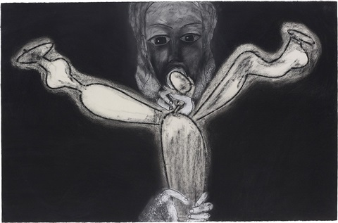 yes by francesco clemente