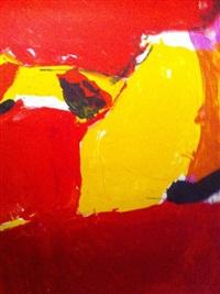 die vögel (portfolio of 6) by otmar alt