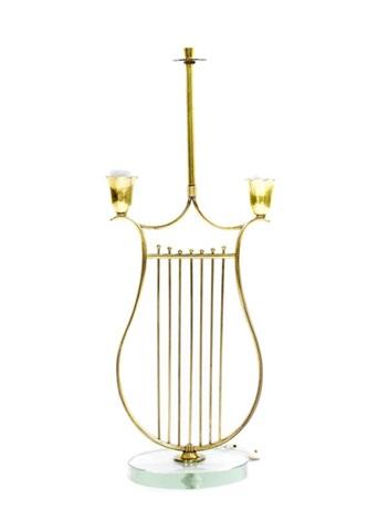 lampe de table by fontana arte on artnet. Black Bedroom Furniture Sets. Home Design Ideas