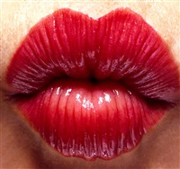 lips by alberto rizzo