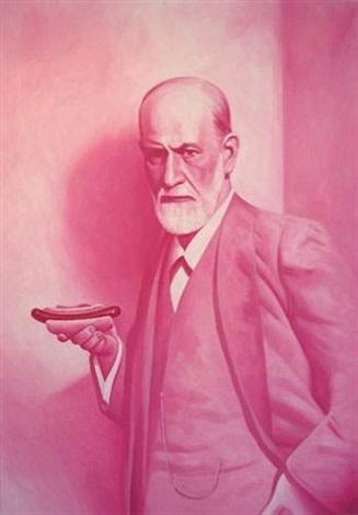 pink freud by andre von morisse