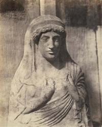grande sculpture de style grec (époque de transition) by auguste salzmann