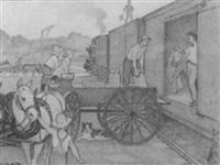 loading the train by elmer boyd smith