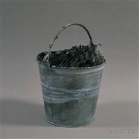 bucket of glass by donald lipski