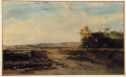paesaggio by alberto pasini