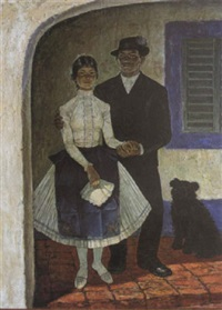 le mariage by georges simonka