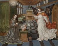 mariä verkündigung by flemish school (16)
