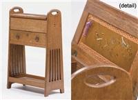 opus 569 sewing cabinet by jacob pieter van den bosch
