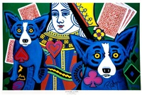luck be a lady by george rodrigue