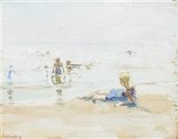 sun bathing by francesco j. spicuzza