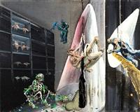 skelet z venkova by michael rittstein