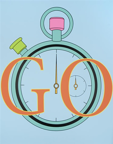 go by michael craig martin