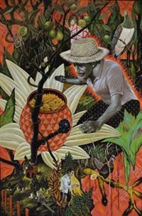 the golden vision by rodel tapaya