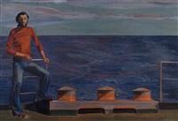 man on board by yiannis migadis