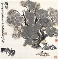 秋声 by liang hongtao