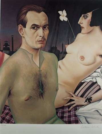 selbst by christian schad