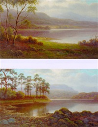 grasmere, westmorland by everett w. mellor