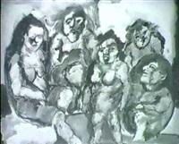 personajes de tertulia by colombres