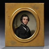 portrait of n.n. wilkinson of new orleans by john wood dodge