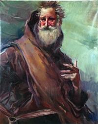 monje barbado by ricardo porto