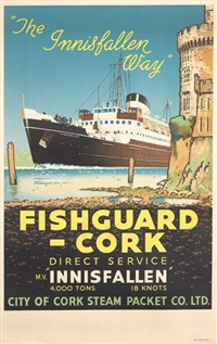 fishguard -- cork by harry hudson rodmell