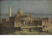 san giorgio maggiore, venice by francesco tironi
