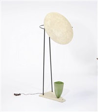 control light floor lamp by mitchell bobrick