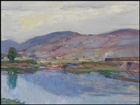 lower st. lawrence by frederick william hutchison
