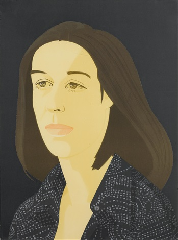 ada four times by alex katz