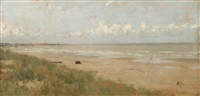 coast - north holland by david adolf constant artz