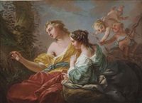 angelica and medoro by jean baptiste marie pierre